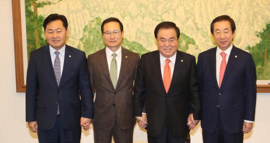여야, 남북정상회담 후 비준동의안 논의 합의